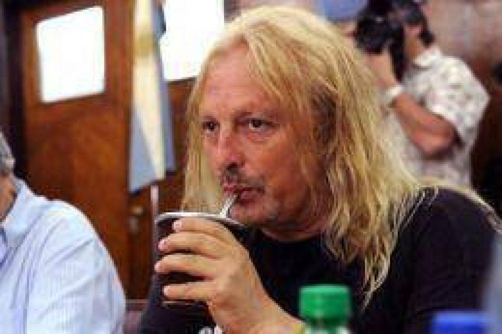 """""""Estar con Barrionuevo me revuelve el estómago"""", dijo Sobrero"""