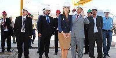 La ministra Débora Giorgi abre hoy en Formosa un encuentro regional de los Parques Industriales