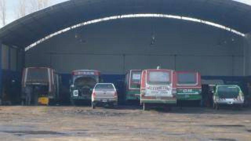 El paro de transporte es total en el Valle Central