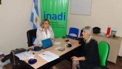 El INADI se reunió con la delegada de la Superintendencia de Salud