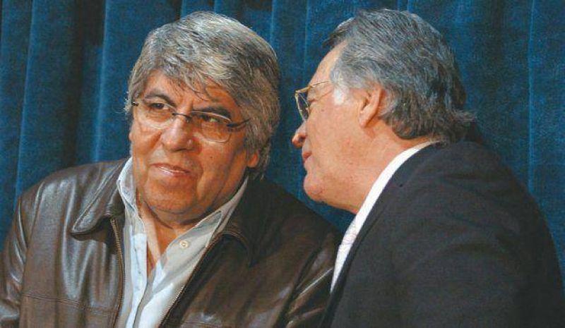 Barrionuevo y Moyano, del odio a la alianza