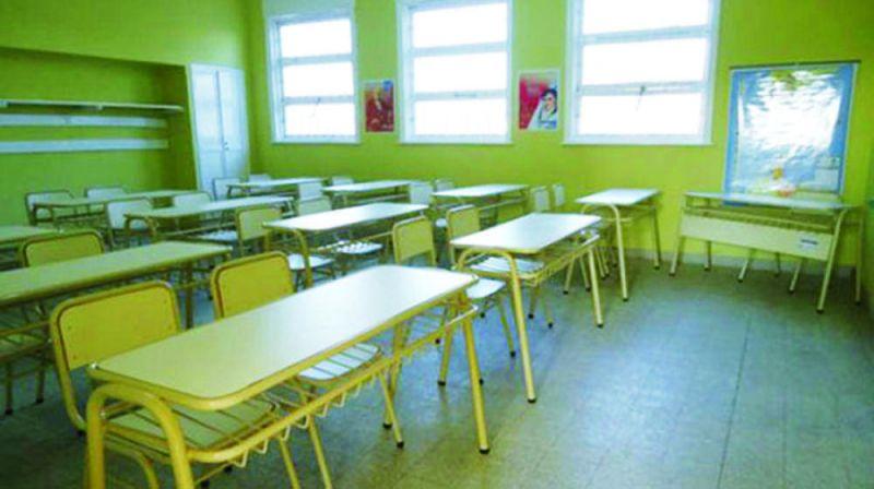 Escuelas y comercios, los más afectados por el paro nacional