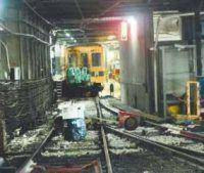 Subterráneos: Metrovías denunció sabotaje durante la protesta gremial