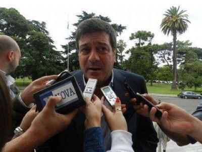 """Mariotto: """"Hacerle un paro a Cristina es lo mismo que hacerle una huelga al General Perón"""""""