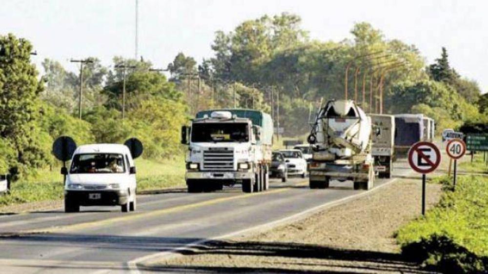 El Senado pide soluciones urgentes a la problemática de la ruta 9/34