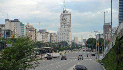 Ciudad sitiada: cerraron los accesos a Capital por 7 horas