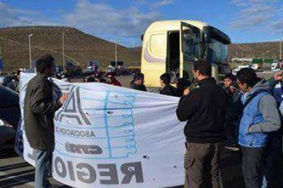 El paro de la CGT de Moyano registró un bajo acatamiento en Chubut