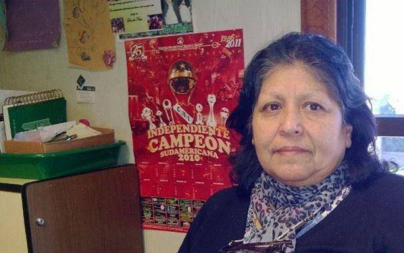 """Eva Moyano: """"Al okupa Pedro Fernández le queda poco tiempo en la CGT local"""""""