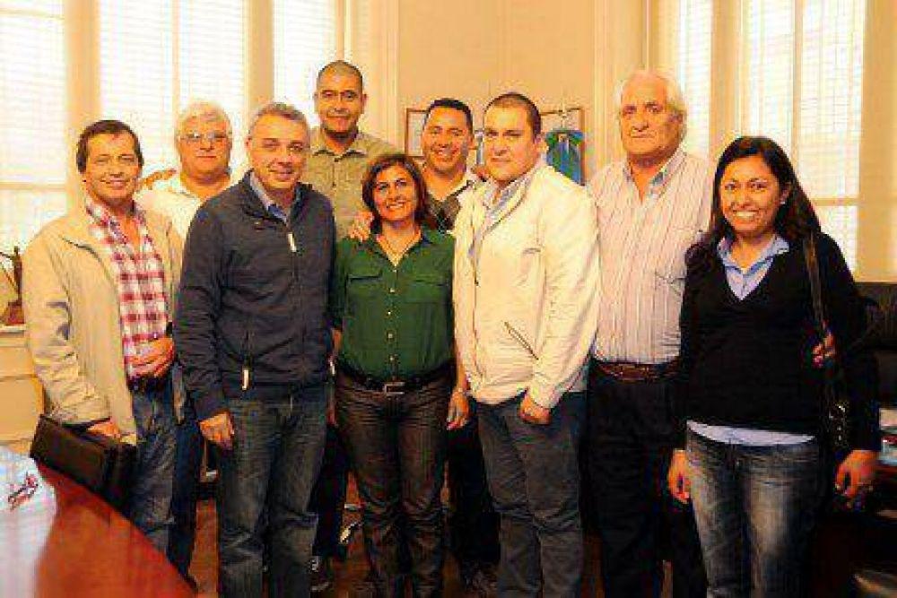 Nuevas autoridades en el Sindicato de los Trabajadores Municipales de Tigre