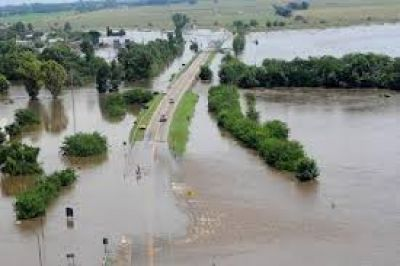 Evacuados y autoevacuados por las intensas lluvias