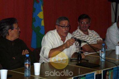 El Diputado Marcelo Sain brindó charla sobre seguridad
