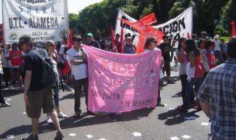 Tras el paro, se agrieta la uni�n del sindicalismo opositor