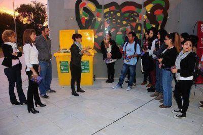 El Municipio de Tigre continúa reciclando residuos electrónicos