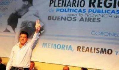Mariotto encabezó plenario de políticas públicas en Coronel Suárez