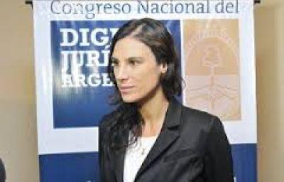 """Ministra Calletti: """"No hay condena previa en el caso de las turistras francesas"""""""