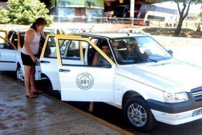 Aprobaron aumento en la tarifa del taxi en Eldorado