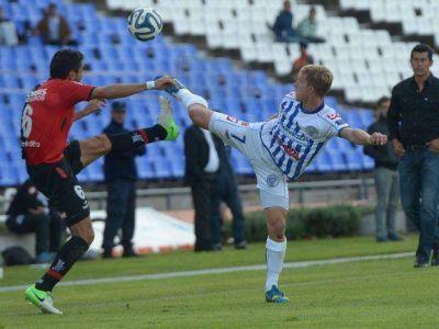 La ley del ex: Newell's le gan� al Tomba con un gol de Alexis Castro