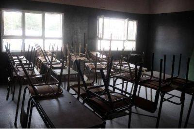 En algunas escuelas de Roca no reanudarán las clases