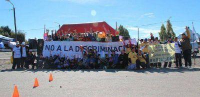 Bariloche vivi� una nueva jornada deportiva contra la discriminaci�n