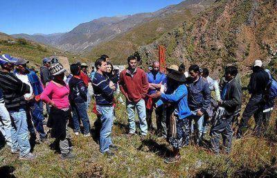 Autoridades de Salta y Bolivia verificaron en Abra de Santa Cruz que no existen diferendos limítrofes