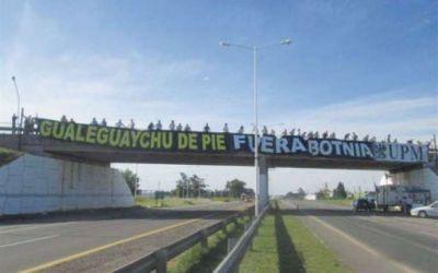 La Marcha Ambiental de Gualeguaychú fue declarada interés legislativo