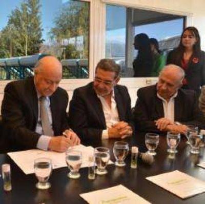 El CFI aporta $8 millones para potenciar el agro riojano