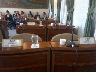 Concejo Deliberante: La papelonezca adhesión al paro y el repudio a los dichos de Ignomiriello en REALPOLITIK