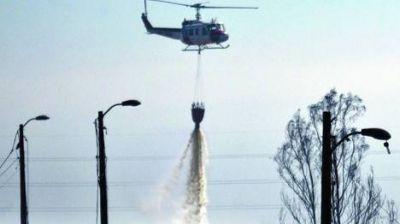Sospechan que el incendio en Valpara�so fue obra humana