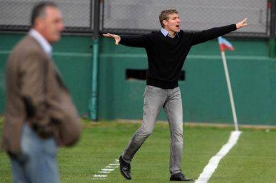 Arsenal eligi� r�pido tras la salida de Gustavo Alfaro: Mart�n Palermo