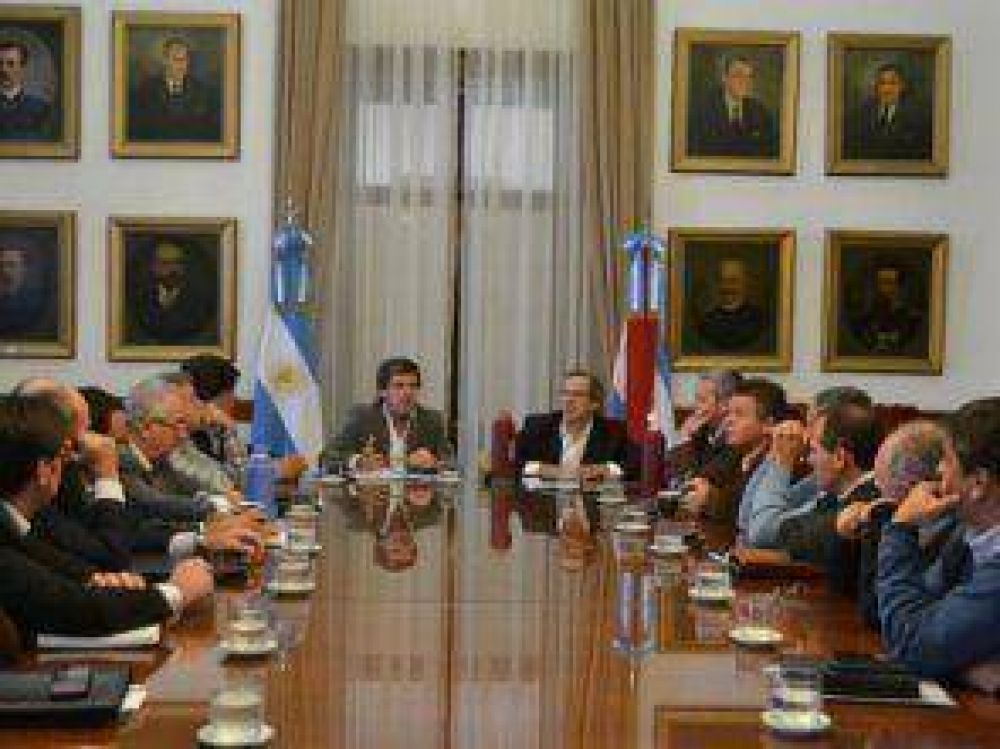 Vecinalistas dialogaron sobre las finanzas municipales con Valiero