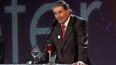 V�ctor Hugo Morales renunci� a su nominaci�n en los Mart�n Fierro
