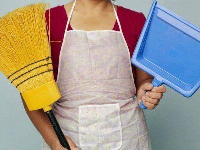 Con $135 mensuales se registra a una empleada de servicio doméstico