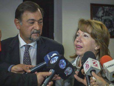 """Sonia Escudero: """"Siempre es positivo el diálogo"""""""