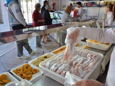El precio del pescado volvió a subir casi un 20 por ciento