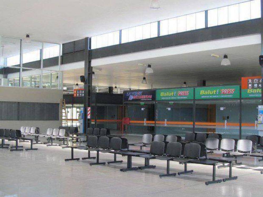Desde el miércoles operarían colectivos en la nueva Terminal