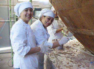 Presentaron la primera edición de la Fiesta Nacional de Chocolate