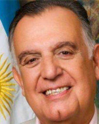 César Gioja fue designado jefe de asesores del Gobierno de San Juan