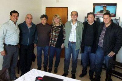 La Concertación continúa con su campaña de afiliación provincial