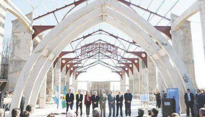 El Gobierno le prepara una catedral a Francisco de 30 millones de pesos