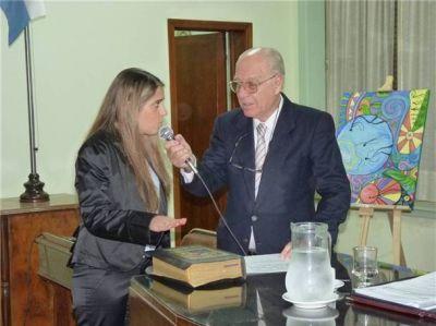 Juró Lorena Carona