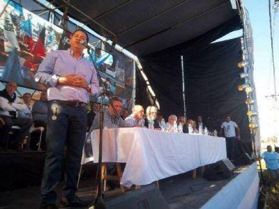Junto a Julián Domínguez, SUPeH de Ensenada celebró los dos años de la recuperación de YPF