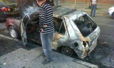 La Plata en alerta por el fuerte avance de quemacoches