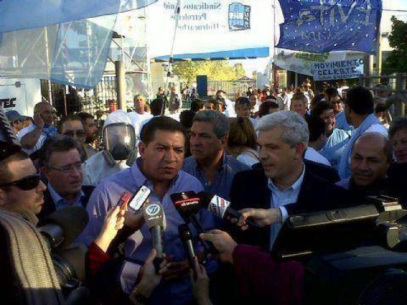 """Garaza destacó que no haya """"problemas de abastecimiento"""" en este fin de semana largo"""