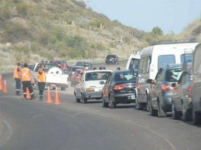 La Policía Vial organizó controles viales en toda Mendoza para el fin de semana largo