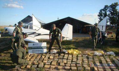 Paso de los Libres: en un megaoperativo desbaratan una banda que traficaba marihuana