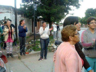"""Vecinos piden seguridad vial para avenida """"de la muerte"""""""