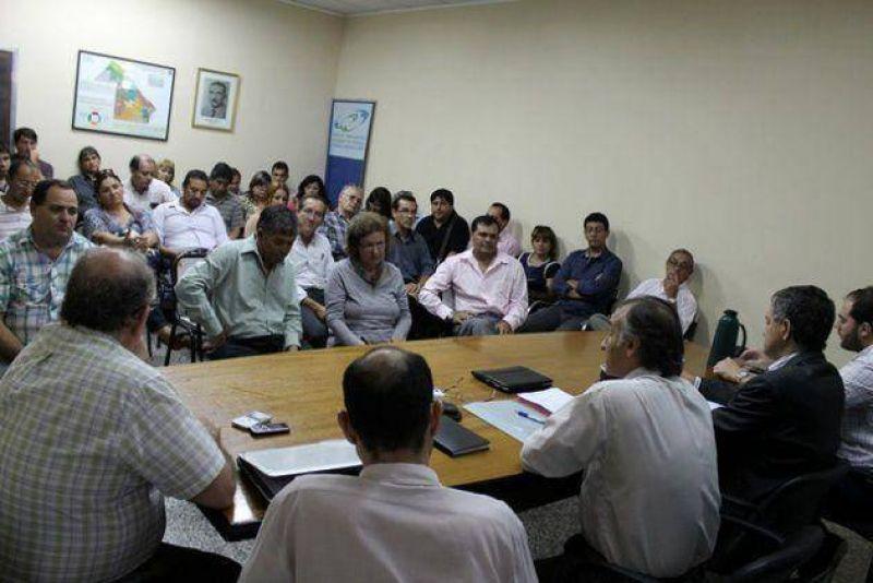 ATECH y Federación Sitech convocaron nuevo paro por 48 horas tras la reunión con el ministro Soto