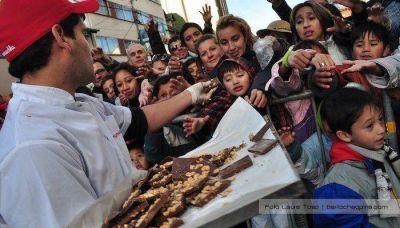 Gobierno ratifica apoyo a la Fiesta del Chocolate