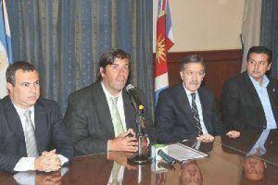 Se realizó el lanzamiento del Congreso Argentino de Viajes y Turismo en Las Termas