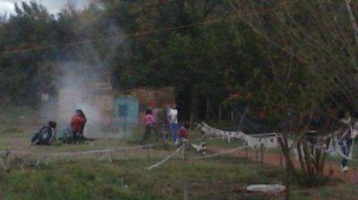 Cinco heridos de bala en un enfrentamiento entre vecinos en Moreno